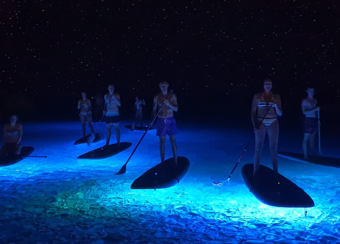 Metta Float SUP Pula - SUP Glow Night Tour