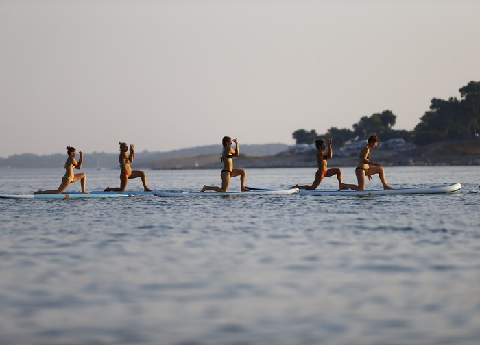 Metta Float Yoga & SUP - Good Morning SUP Yoga