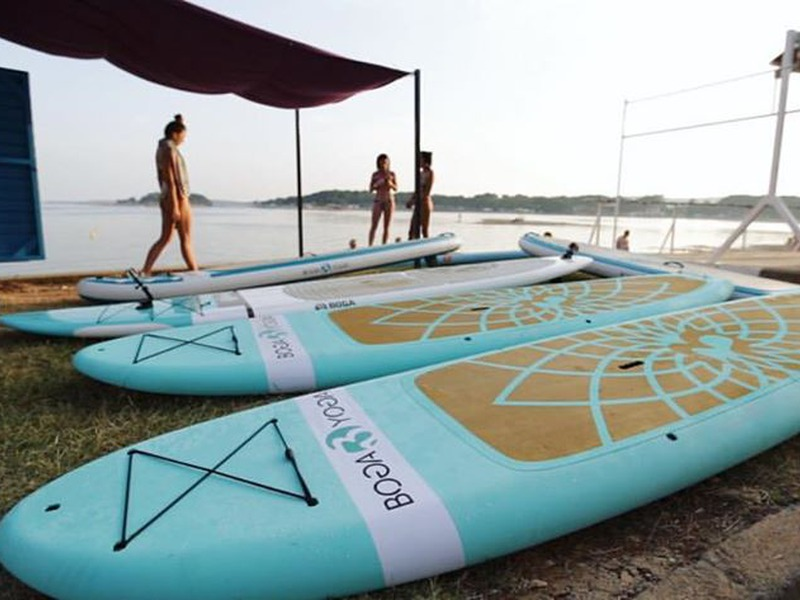 SUP tours/outdoors/water sport/atraction - Medulin